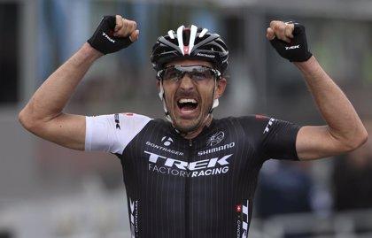 Cancellara, campeón de Suiza de contrarreloj por novena vez