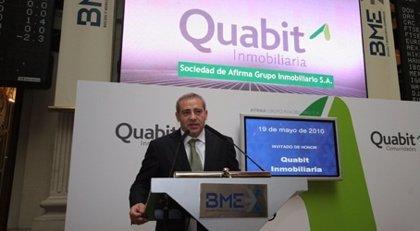 Economía/Empresas.- (Ampl.) Quabit lanzará a Bolsa una socimi con un patrimonio de unos 500 millones