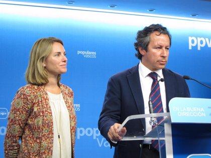 """Floriano (PP) dice que la dimisión de Álvarez responde a sus """"enredos en los EREs de Andalucía"""""""
