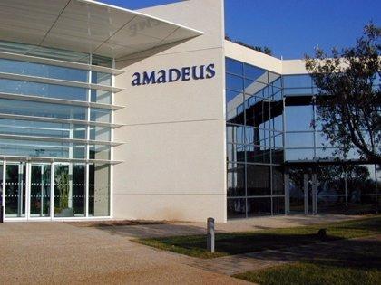 Amadeus propondrá a la junta un dividendo complementario de 0,325 euros por acción
