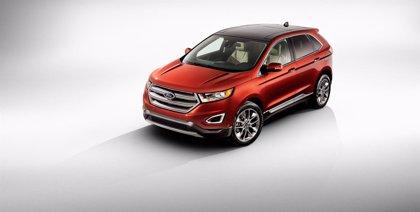 Ford lanzará el año que viene en Europa el todoterreno Edge