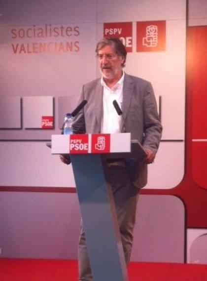 """Pérez Tapias, sobre la Sicav: """"si la situación es perniciosa para el partido, hay que asumir responsabilidad política"""""""