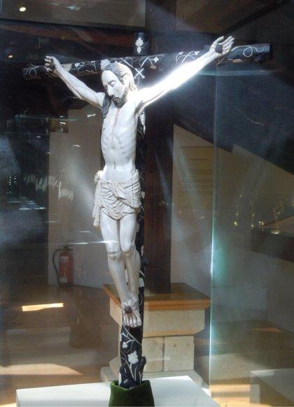 CANTABRIA.-El Cristo de Mijares, Pieza del Mes de la UC