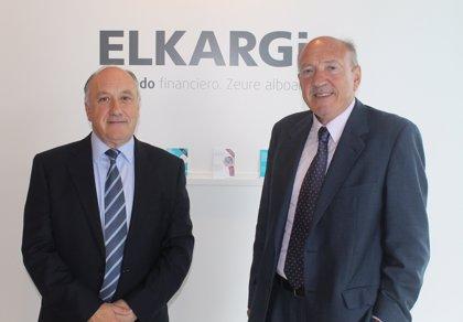 Víctor Ibarreche, nuevo director general de Elkargi