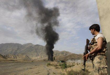 Las tropas afganas consiguen frenar a los talibán en su avance hacia el sur
