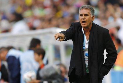 """Queiroz (Irán): """"Bosnia debería haberse clasificado, es el mejor equipo del grupo"""""""
