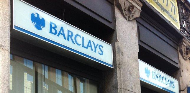 Recursos de una oficina de Barclays