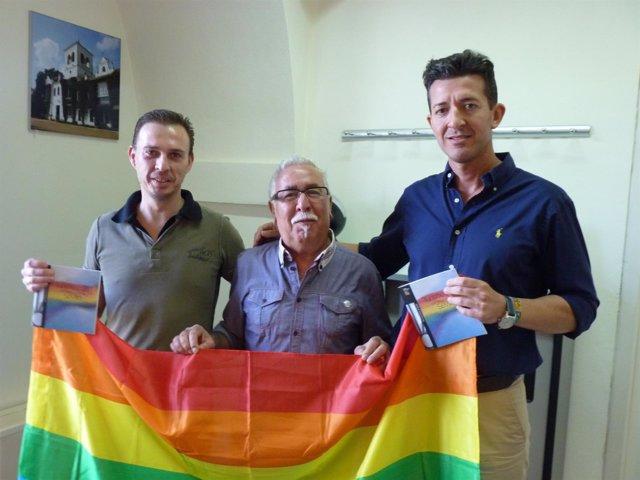 Presentación de la guía de turismo gay