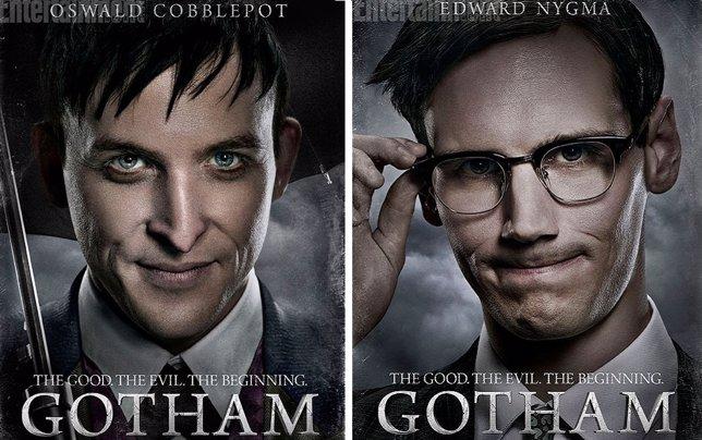 Gotham: ocho nuevos carteles