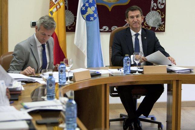 Consello de la Xunta del 26 de junio