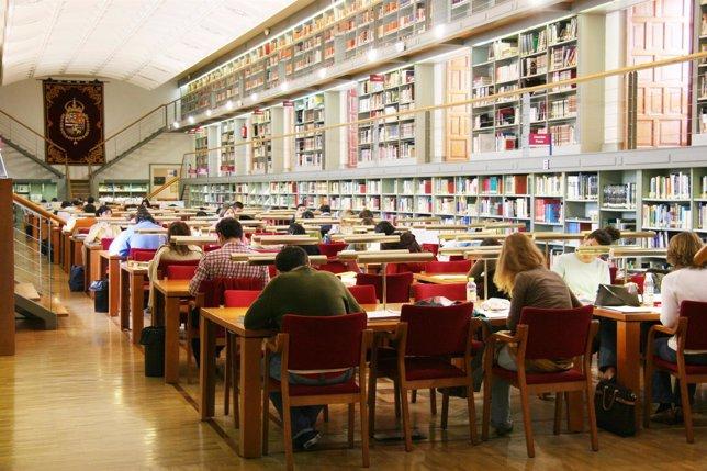 Biblioteca regional de Toledo