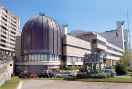 Planetario de la UC en Santander