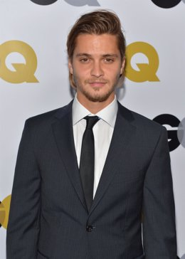 El actor Luke Grimes