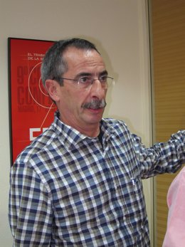 Ramón Górriz, Secretario De Acción Sindical De CC.OO.