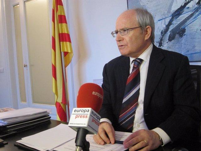 José Montilla (PSC) (Archivo)