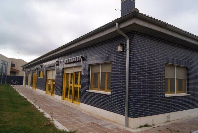 Imagen de la Escuela Infantil de Pedrajas