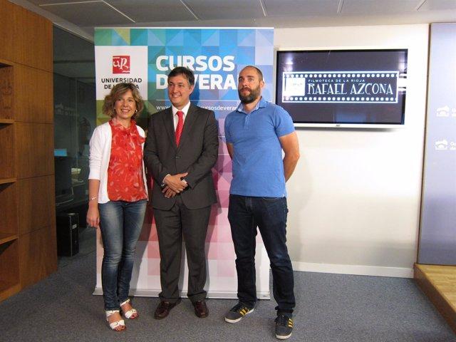 Presentación programación filmoteca Azcona