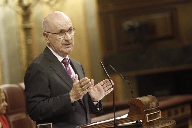 Duran i Lleida en el Congreso