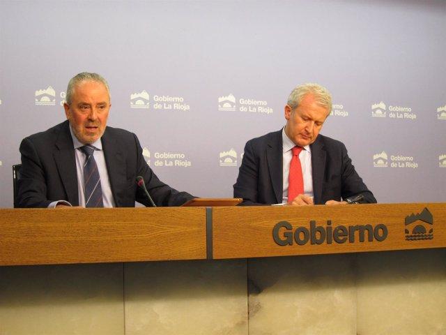 Nieto y Del Río informan de prestaciones de insercio social