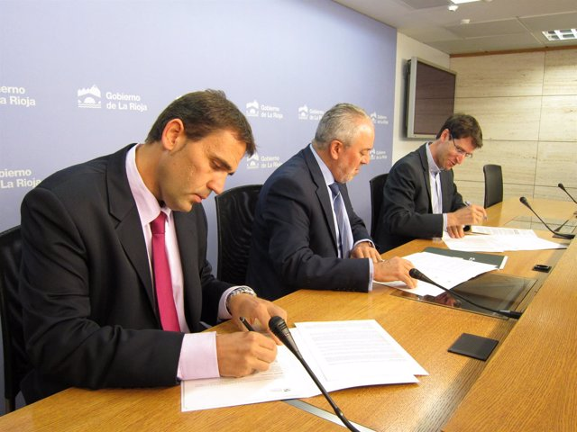 Firma convenio Igea