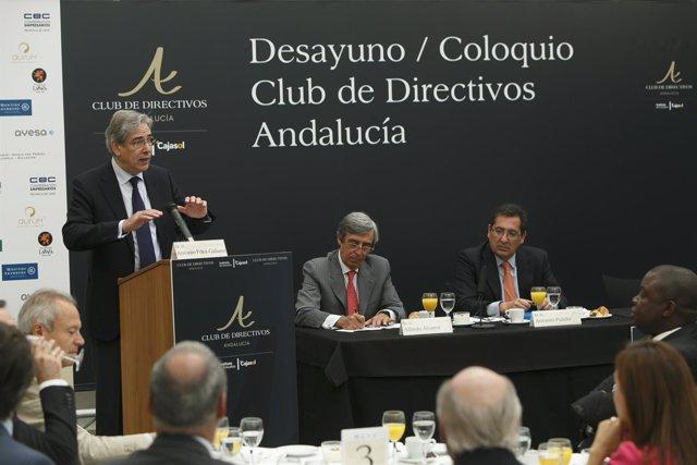 El presidente de Unidad Editorial.