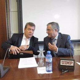 César Tolosa en la UIMP