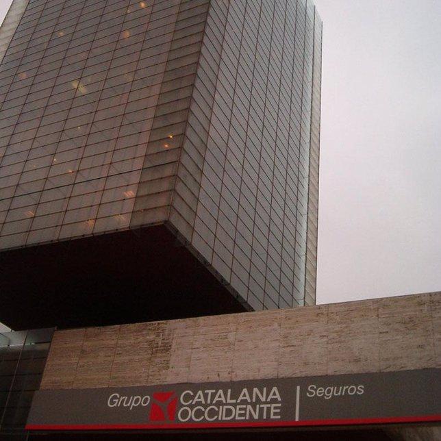 catalana occidente seguros edificio
