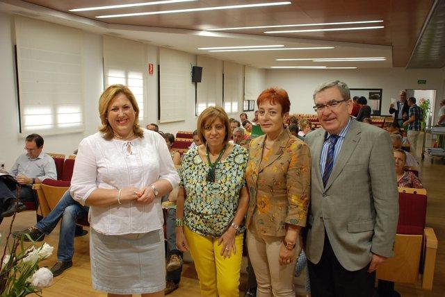 Presentación del decreto de inclusión de la Junta a ayuntamientos de Jaén