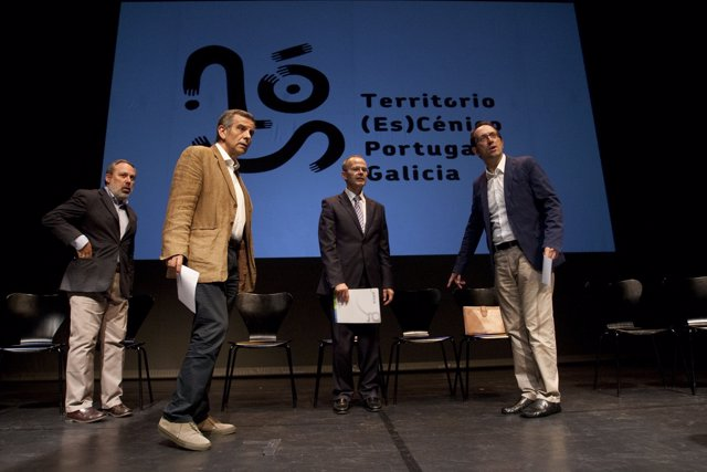 Presentación del Proxecto Nós Territorio (ES)cénico Portugal Galicia