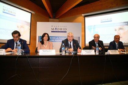 La Fundación Hospital de Madrid reconoce con sus premios la labor científica en Medicina Traslacional
