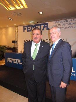 César Figaredo y Guillermo Ulacia