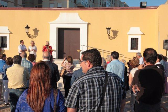 Acto del PP de Cádiz con la militancia