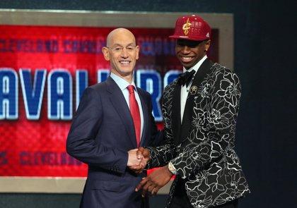 Cleveland Cavaliers eligen a Andrew Wiggins como número uno del 'draft'