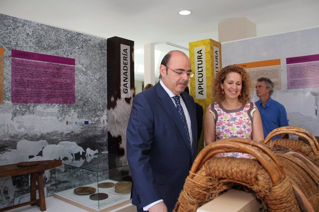 Inauguración del Museo Provincial de la Alpujarra