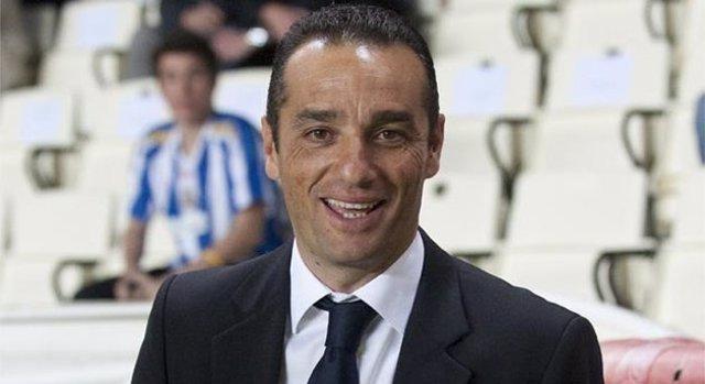 José Luis Oltra, nuevo entrenador del Recreativo de Huelva