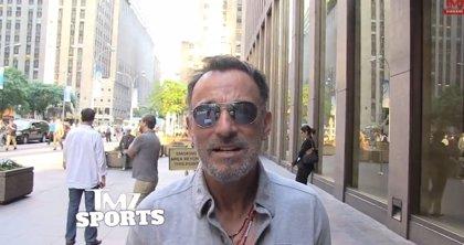 """Bruce Springsteen: """"Morder no forma parte del deporte"""""""