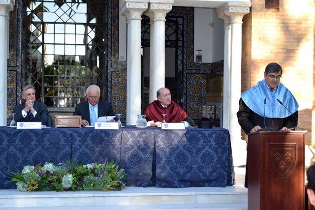 Clausura de la XXVIII Promoción del Executive MBA del Instituto San Telmo