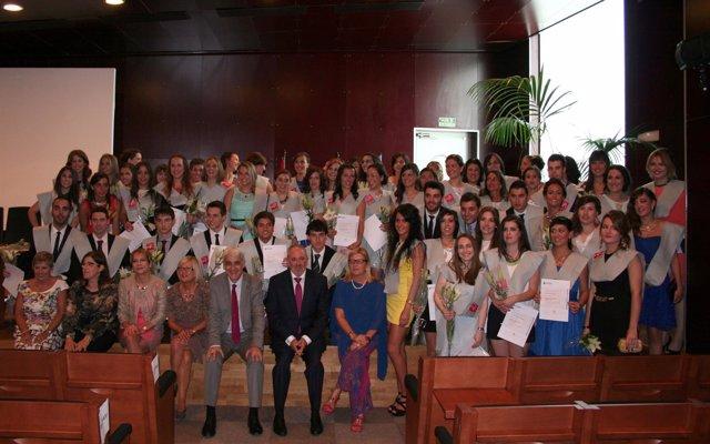 Nieto ha participado en el acto de graduación de la primera ...