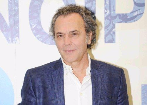 José Coronado en la presentación de la segunda temporada de El Príncipe