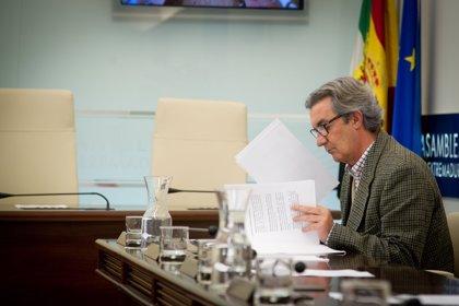 'La Mayoría' de IU Extremadura pide al Consejo Político Federal la apertura de un expediente contra Alejandro Nogales