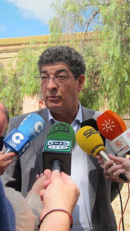 """Valderas: """"Veo las elecciones andaluzas en mayo de 2016"""""""