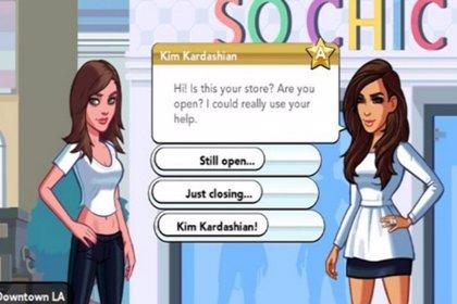 La app de Kim Kardashian para conseguir la fama