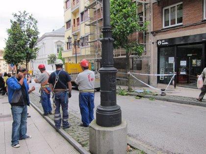 Galicia registra unos 9.500 accidentes laborales