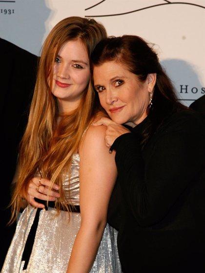 'Star Wars VII': La hija de Carrie Fisher se une al elenco