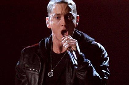 Eminem, vetado para actuar en Hyde Park