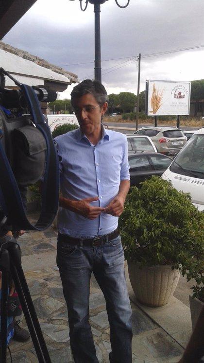 """Madina dice que él no tiene que """"pedir nada"""" al PSOE-A sobre los ERE porque es la justicia quien está actuando"""