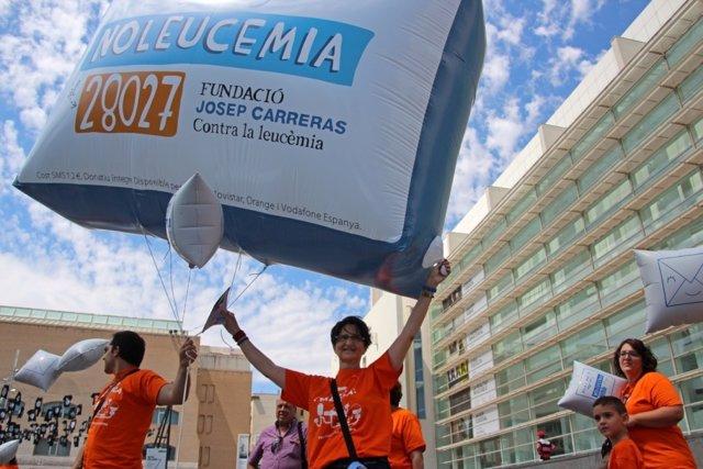 Campaña 'La Máquina Mágica' de la Fundación Josep Carreras