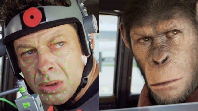 Andy Serkis como César