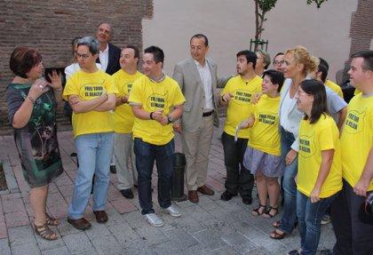 Granada.- Turismo.- Free Tour convierte a los voluntarios de Granadown en embajadores turísticos de los barrios