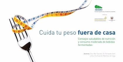 Los Servicios de Endocrinología cordobeses acogen una campaña sobre pautas de alimentación fuera del hogar